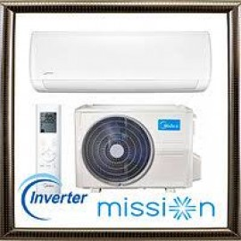 Кондиционер MIDEA Mission MB-24N8D0H-I DC Inverter R32