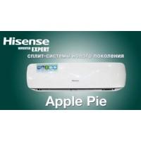 Кондиционер Hisense AST-09UW4SVETG10 Apple Pie Super DC Inverter настенный (инвертор)