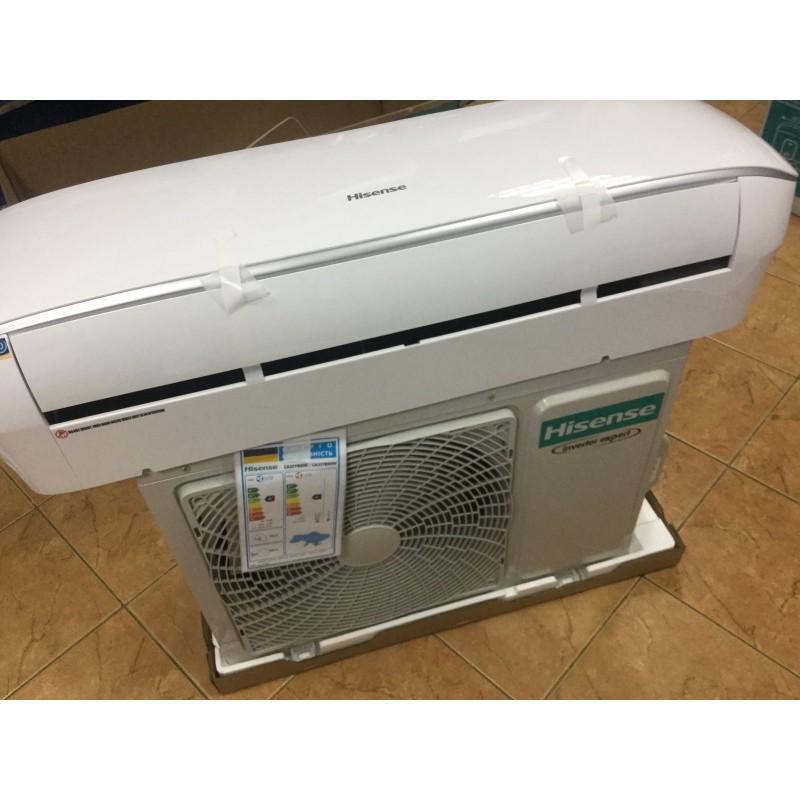 Кондиционер Hisense Apple Pie AST-09UW4SVETG10 Inverter