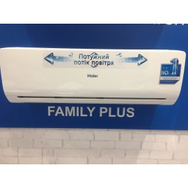 "Кондиционер Haier AS09FM5HRA / 1U09BR4ERAH ""Family Inverter"" настенный"