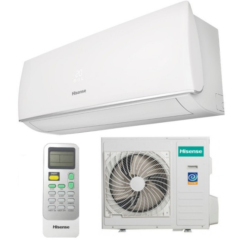 Кондиционер Hisense AS-09UR4SYDDK01 Smart DC Inverter Expert настенный (инвертор)